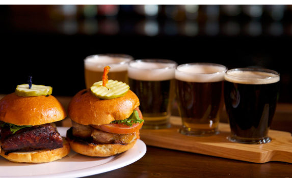 beer sliders