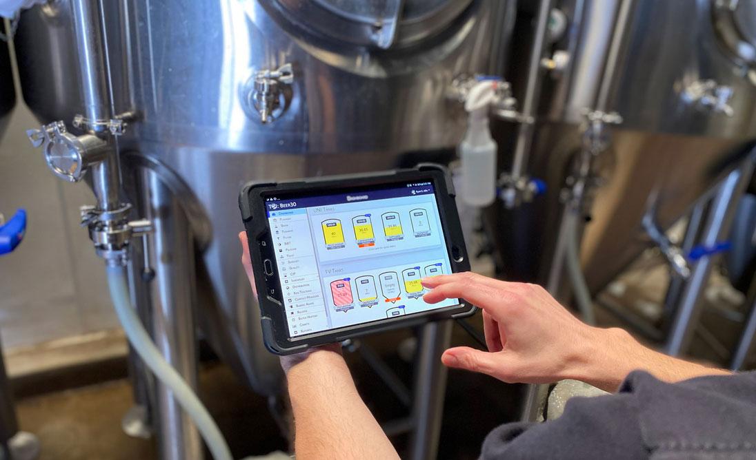 Beer30 Brewery software