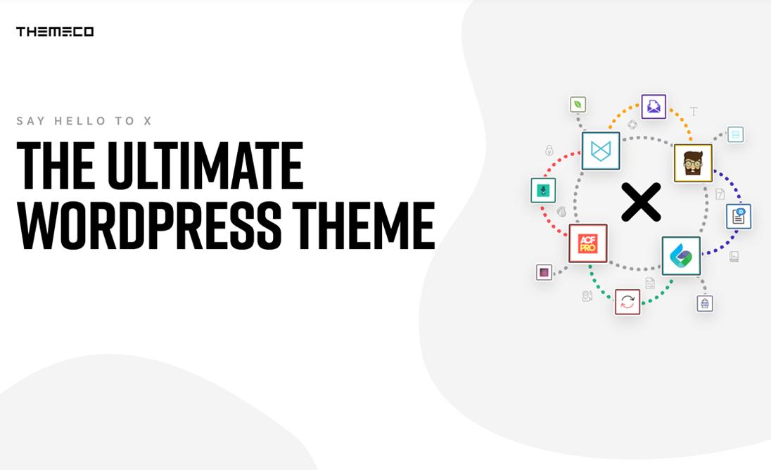WordPress and X Theme